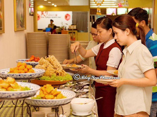 Nhà hàng buffet Thái ngon ở Sài Gòn: Địa chỉ ăn buffet ngon, giá rẻ ở Sài Gòn