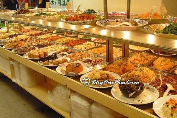 Ăn buffet ở đâu ngon khi tới Sài Gòn? Địa chỉ nhà hàng buffet ngon, nổi tiếng nhất Sài Gòn