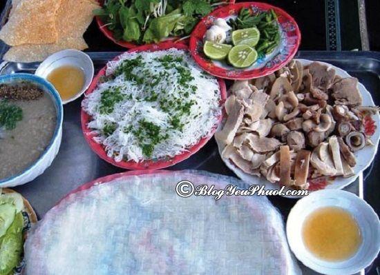 Món ăn dân dã của Phú Yên: Đặc sản Phú Yên ngon, hấp dẫn nhất