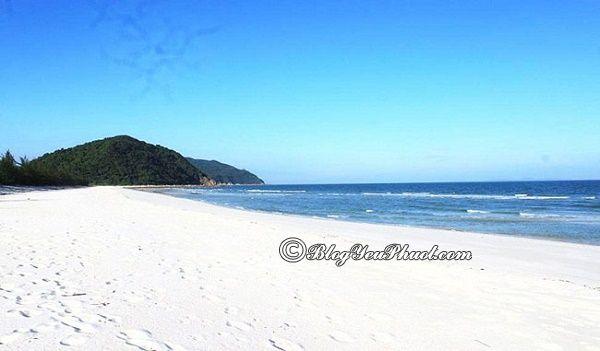 Bãi biển độc đáo ở Quảng Ninh: Quảng Ninh có bãi biển nào đẹp, hấp dẫn?