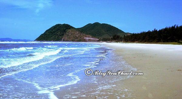 Bãi biển đẹp và hoang sơ nhất ở Quảng Ninh: Những bãi biển đẹp, nổi tiếng ở Quảng Ninh