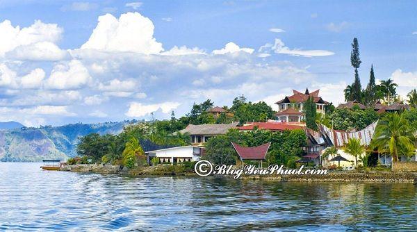 Đi đâu chơi khi du lịch Indonesia? Địa điểm tham quan, du lịch đẹp, độc đáo ở Indonesia