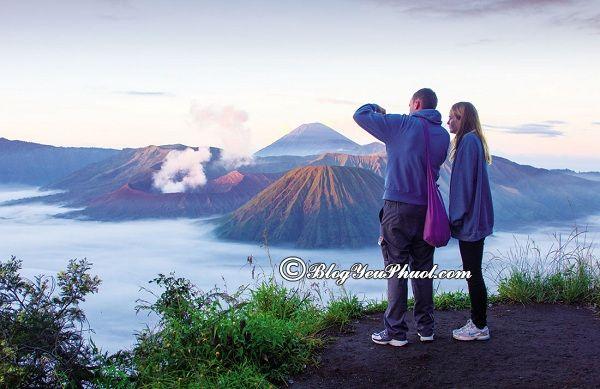 Địa danh du lịch nổi tiếng ở Indonesia: Địa điểm ngắm cảnh, chụp ảnh đẹp ở Indonesia