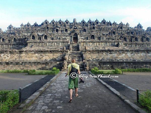 Điểm du lịch hấp dẫn du khách khi tới Indonesia: Nên đi đâu chơi khi đến Indonesia du lịch?