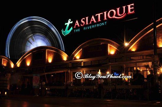 Nên mua sắm ở đâu khi du lịch Bangkok?Địa chỉ mua sắm về đêm ở Bangkok