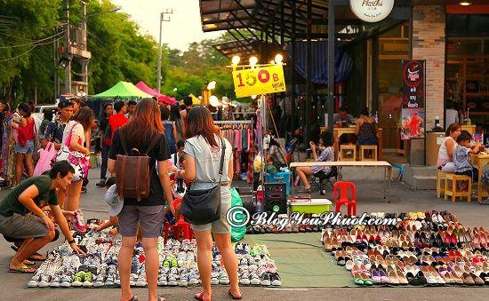 Những chợ đêm nổi tiếng ở Bangkok hấp dẫn: Bangkok có những chợ đêm nào hoạt động?