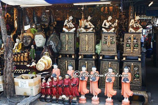 Du lịch Bangkok nên mua sắm ở đâu? Địa chỉ những khu chợ đêm nổi tiếng, đông đúc ở Bangkok