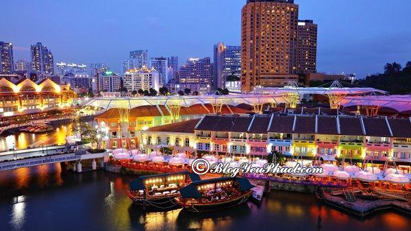 Nên chụp ảnh ở đâu khi du lịch Singapore? Địa điểm chụp ảnh, check in cực đẹp ở Singapore