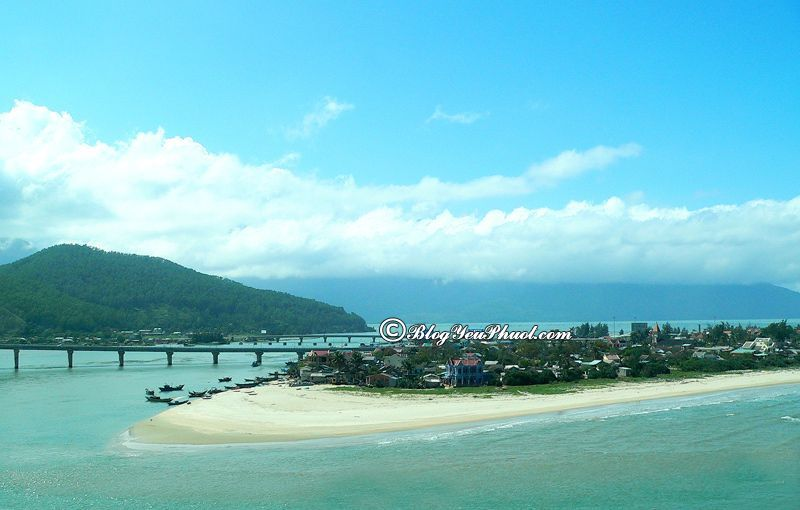 Bãi biển nào đẹp nhất, thu hút được đông đảo khách du lịch khi đến Huế? Nên đi đâu chơi khi đến Huế du lịch?