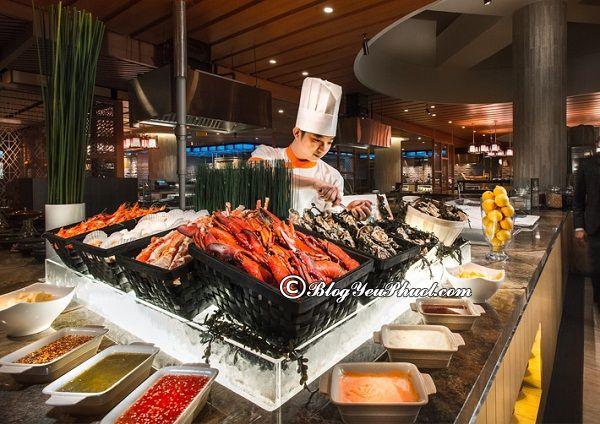 Địa chỉ ăn Buffet ngon tại Singapore: Singapore có quán buffet nào ngon?