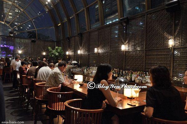 Du lịch Singapore ăn ở đâu ngon? Địa chỉ ăn buffet ngon, nổi tiếng ở Singapore