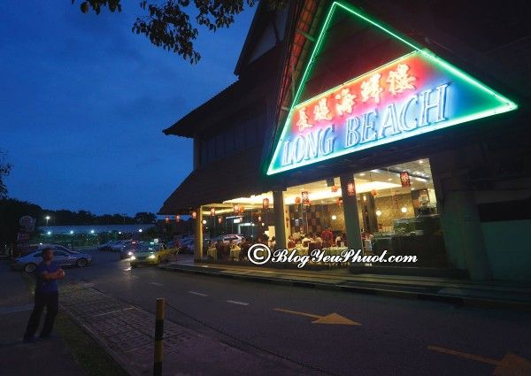 Ăn cua sốt ở đâu ngon nhất tại Singapore? Địa chỉ nhà hàng có món cua sốt ớt ngon ở Singapore