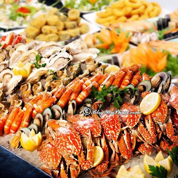 Tổng hợp những địa chỉ hải sản ngon ở Hạ Long: Những nhà hàng, quán hải sản ngon, nổi tiếng ở Hạ Long