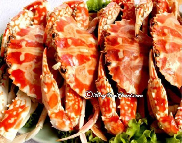 Địa chỉ hải sản uy tín, chất lượng tại Hạ Long: Hạ Long có quán hải sản nào ngon, bổ, rẻ?