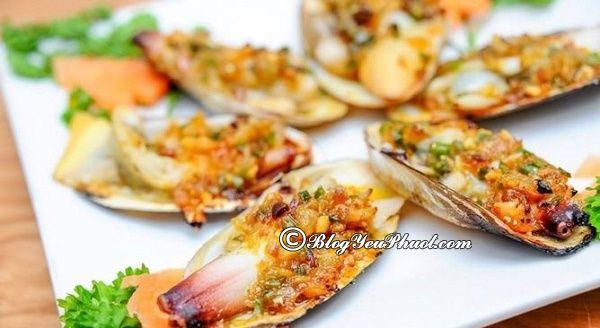 Những quán hải sản ngon, giá bình dân, nổi tiếng ở Hạ Long: Ăn hải sản ở đâu Hạ Long ngon, bổ, rẻ?