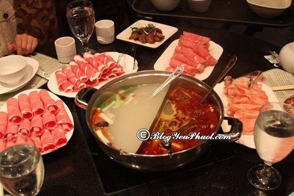 Địa chỉ ăn uống ngon, giá rẻ tại Bắc Kinh: Ăn ở đâu ngon khi du lịch Bắc Kinh?