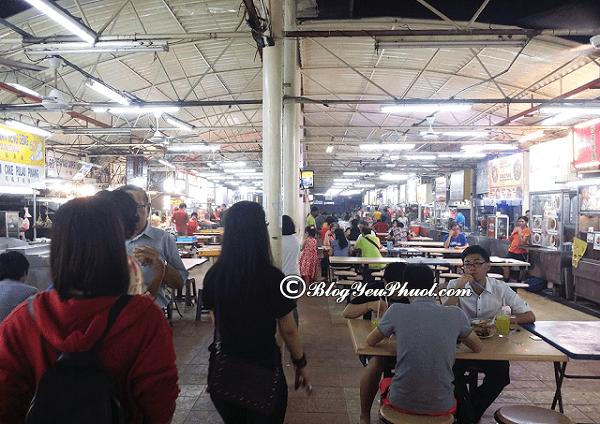 Khu ẩm thực được yêu thích tại Kuala Lumpur: Địa điểm ăn uống nổi tiếng, đắt khách ở Kuala Lumpur