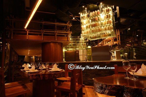 Đia chỉ ẩm thực thu hút du khách ở Kuala Lumpur: Nhà hàng, quán ăn ngon ở Kuala Lumpur