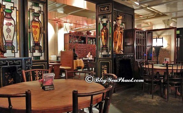 Địa chỉ ăn uống ở Kuala Lumpur ngon, bổ, rẻ: Nhà hàng, quán ăn ngon, nổi tiếng ở Kuala Lumpur