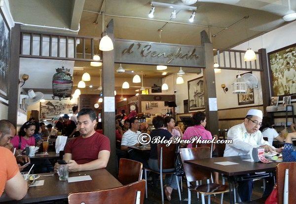 Du lịch Kuala Lumpur nên ăn ở đâu ngon? Địa chỉ ăn uống ngon, bổ, re rở Kuala Lumpur