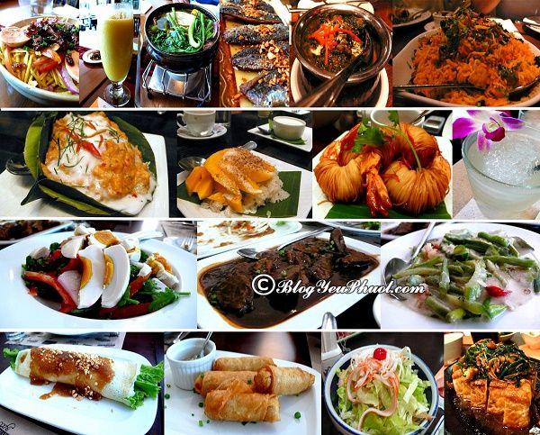Kinh nghiệm ăn uống ở Manila: Ăn ở đâu ngon khi đi du lịch Manila?