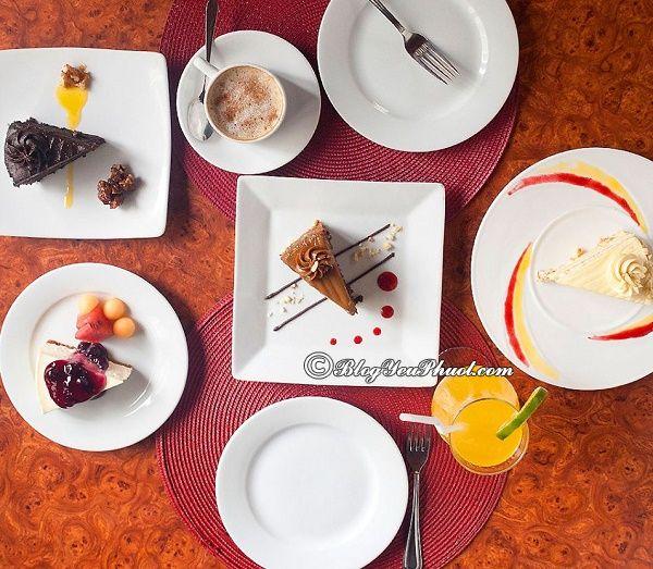 Nhà hàng ở Manila thu hút nhất: Địa chỉ quán ăn ngon, hấp dẫn, đông khách ở Manila