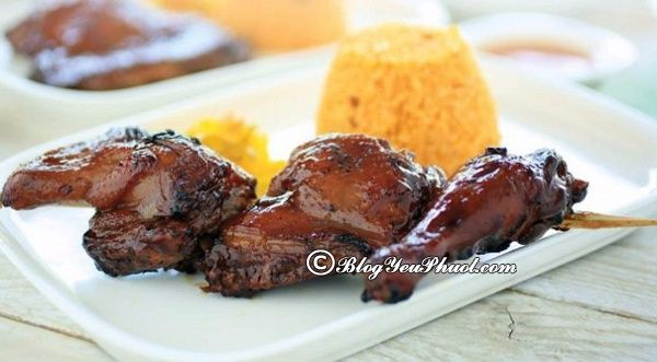 Địa chỉ nhà hàng ngon ở Manila: Manila có nhà hàng, quán ăn nào ngon, nổi tiếng?