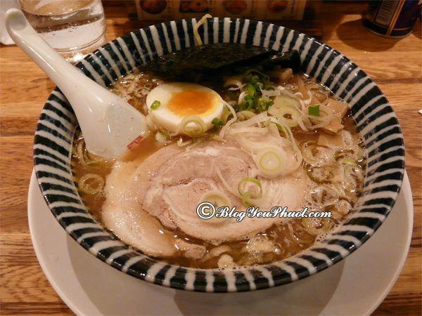 Quán ăn ngon ở Nagoya thu hút nhất