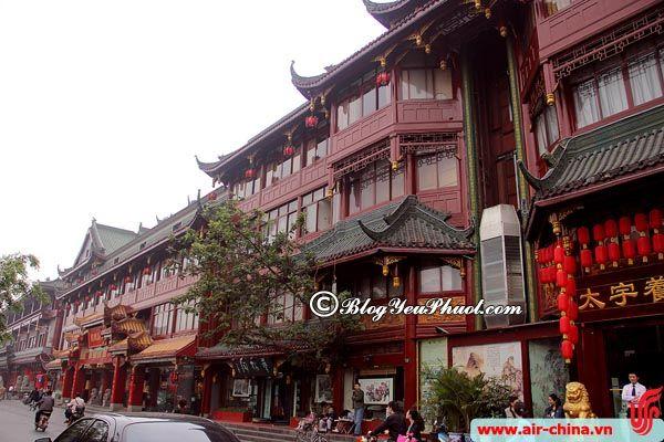 Địa chỉ ăn uống ngon nổi tiếng ở Bắc Kinh: Kinh nghiệm ăn uống khi đi du lịch Bắc Kinh