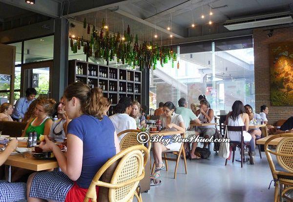 Nhà hàng Thái Lan được yêu thích nhất: Địa điểm ăn uống ở Thái Lan ngon, đông khách