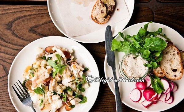 Đia chỉ ăn uống ngon, lạ ở Thái Lan: Ăn ở đâu ngon khi đi du lịch Thái Lan?