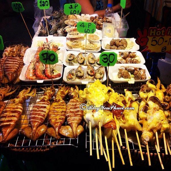 Địa chỉ ăn uống phong phú, ngon rẻ ở Thái Lan: Nhà hàng, quán ăn ngon, giá rẻ ở Thái Lan