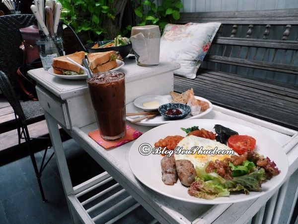 Quán ăn ngon ở Thái Lan: Ăn ở đâu khi đi du lịch Thái Lan ngon, bổ, rẻ?