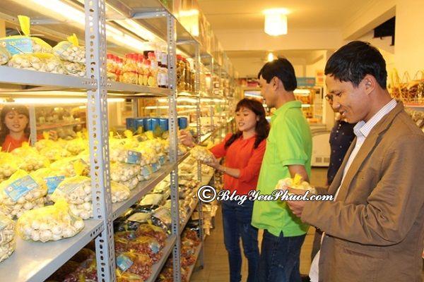 Địa chỉ bán đặc sản miền Trung uy tín nhất Đà Nẵng