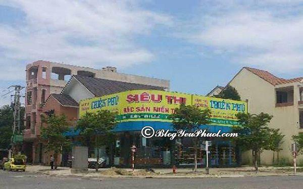 Địa chỉ bán đặc sản miền Trung nổi tiếng ở Đà Nẵng: Cửa hàng đặc sản miền trung chất lượng tốt ở Đà Nẵng