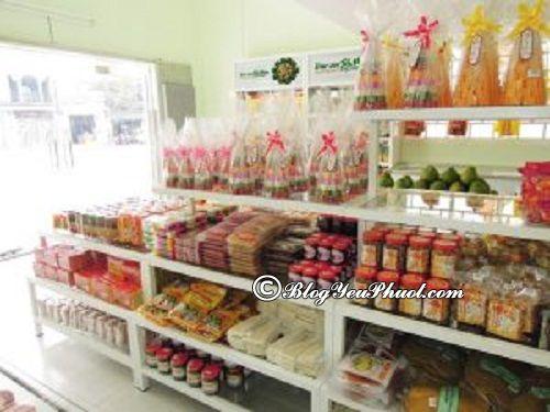 Mua đặc sản miền Trung ở đâu Đà Nẵng ngon? Địa chỉ những nơi bán đặc sản miền trung nổi tiếng, giá rẻ ở Đà Nẵng