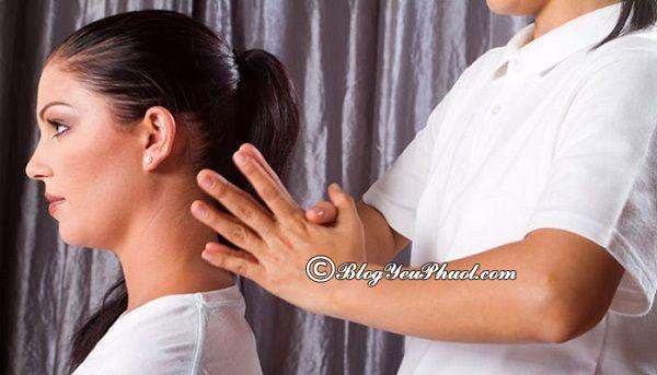 Nên massage Thái ở đâu Bangkok? Địa chỉ những nơi massage ở Bangkok thoải mái nhất