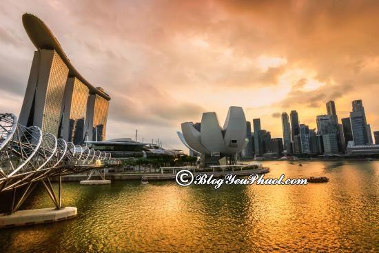 Địa chỉ bán quà lưu niệm rẻ nhất ở Singapore