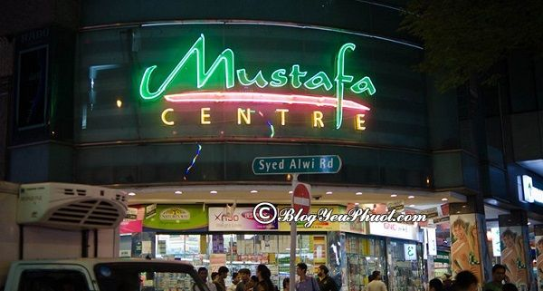 Địa điểm mua quà ở Singapore: Địa chỉ mua quà ở Singapore đẹp, nổi tiếng nhất