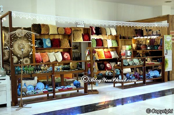 Mua đồ thủ công ở đâu khi du lịch Chiang Mai? Địa chỉ mua sắm giá rẻ, chất lượng ở Chiang Mai