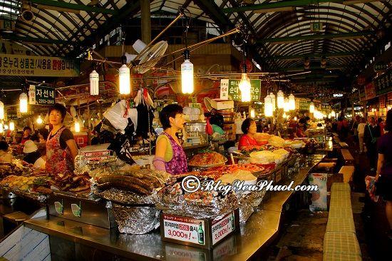 Ăn gì, ở đâu ngon, rẻ tại Seoul, Hàn Quốc? Địa chỉ ăn uống ngon, giá bình dân ở Seoul