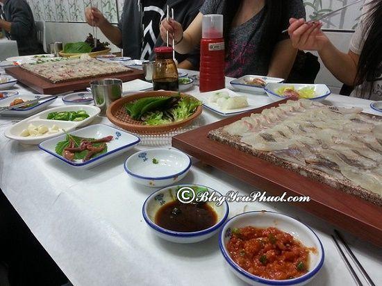Ăn gì, ăn ở đâu ngon, rẻ khi du lịch Seoul? Địa chỉ nhà hàng, quán ăn ngon ở Seoul