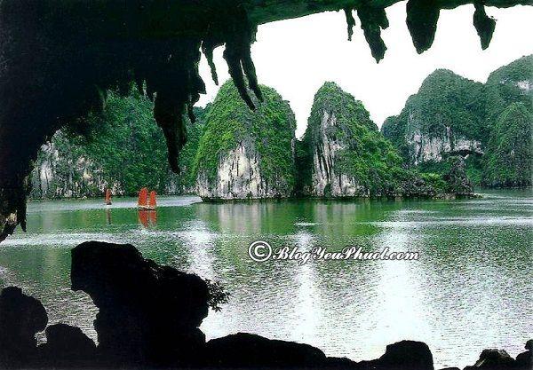 Các địa điểm chụp ảnh lí tưởng ở Hạ Long: Điểm check in siêu đẹp, siêu chất ở Hạ Long