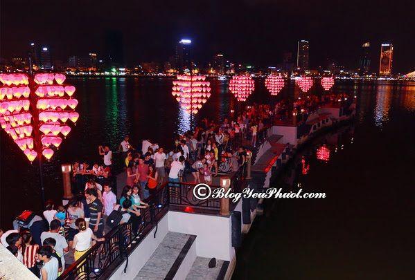 Điểm vui chơi cuối tuần lãng mạn ở Đà Nẵng: Nên đi chơi đâu dịp cuối tuần ở Đà Nẵng?