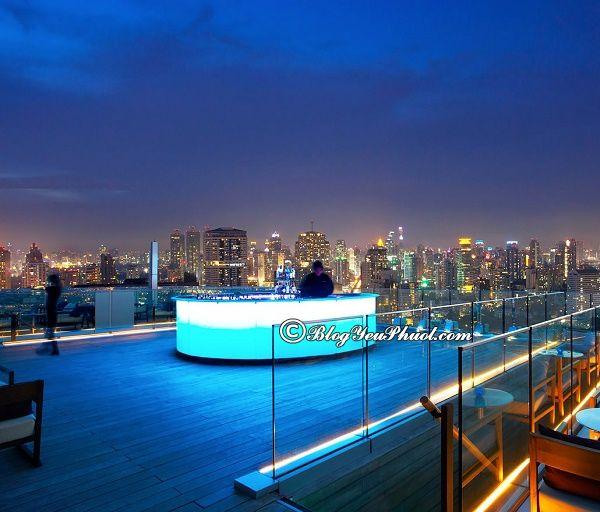 Địađiểm sang chảnh, nổi tiếngnhất của Sukhumvit: Nên đi đâu chơi khi du lịch Sukhumvit, Bangkok?