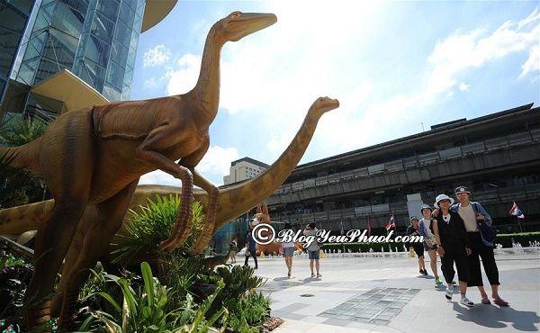 Công viên giải tríđộcđáoở Sukhumvit: Nên đi chơi đâu khi đến Sukhumvit, Bangkok du lịch?