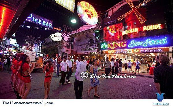 Địa điểm dừng chân lý tưởng cho những ai muốn xem sex show: Du lịch Pattaya đi đâu chơi?