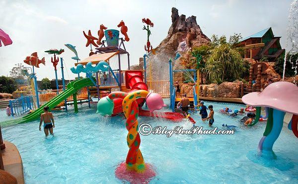 Nơi vui chơi được yêu thích ở Bangkok: Địa điểm vui chơi, giải trí hấp dẫn nhất dành cho trẻ em ở Bangkok