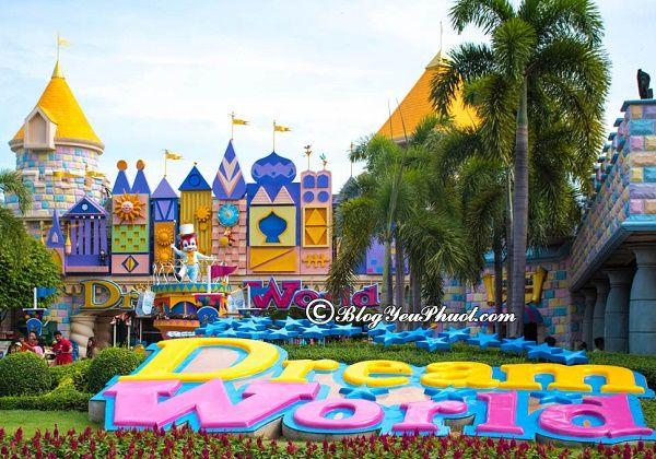 Địa điểm vui chơi thú vị dành cho trẻ em ở Bangkok: Du lịch Bangkok nên cho trẻ nhỏ đi chơi ở đâu?