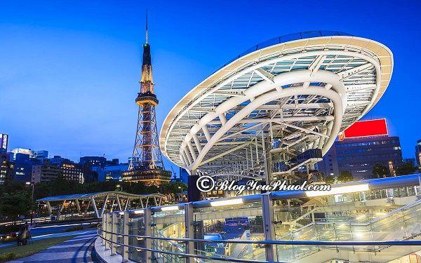 Những điểm du lịch cực thu hút ở Nagoya: Nên đi đâu chơi khi du lịch Nagoya